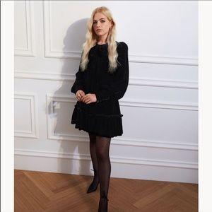 The Vampire's Wife x H&M Velvet Dress
